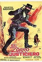 Image of The Avenger, Zorro