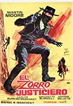 The Avenger, Zorro