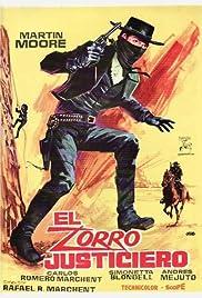The Avenger, Zorro Poster