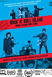 Rock 'N' Roll Island Poster