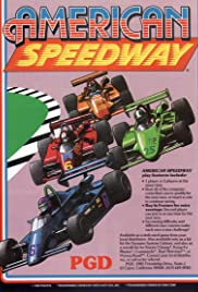 American Speedway Poster