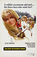 Far from the Madding Crowd(1967)