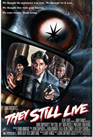 They Still Live Poster
