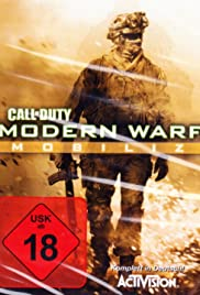 Call of Duty: Modern Warfare: Mobilized Poster