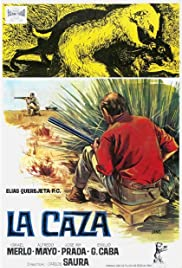 The Hunt(1966) Poster - Movie Forum, Cast, Reviews