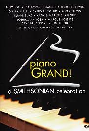 Piano Grand! A Smithsonian Celebration Poster