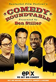 Nantucket Film Festival's Comedy Roundtable Poster