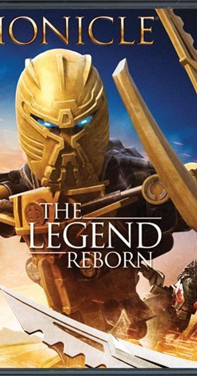 bionicle the legend reborn video 2009 imdb