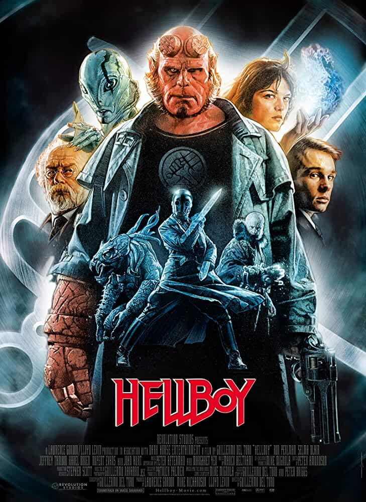Hellboy 2004 720p BRRip x264 Dual Audio With ESub Watch Online Free Download at www.dlmovies365.com