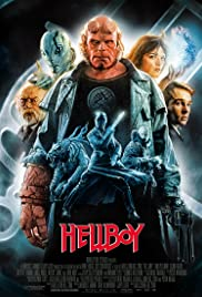 Hellboy 2004 BRRip 720p 900MB Dual Audio ( Hindi-English ) AC3 ESubs MKV