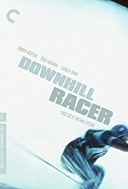 Downhill Racer Poster