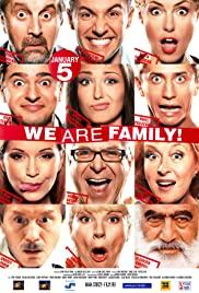 We Are Family (2012) Poster - Movie Forum, Cast, Reviews