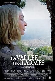 La vallée des larmes Poster