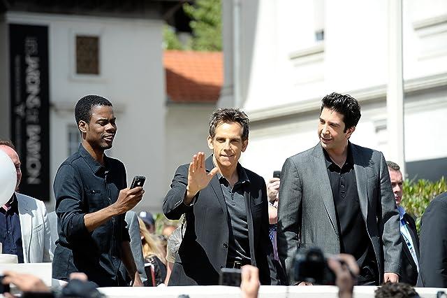 Chris Rock, David Schwimmer, and Ben Stiller
