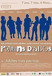 Romans d'ados 2002-2008: 4. Adultes mais pas trop... Poster