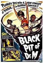 The Black Pit of Dr. M(1959) Poster - Movie Forum, Cast, Reviews