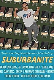 Suburbanite Poster