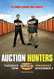 Auction Hunters Poster - TV Show Forum, Cast, Reviews