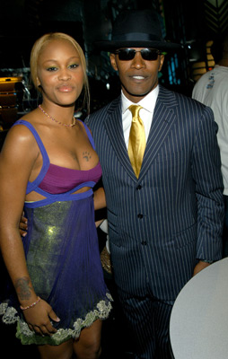 Jamie Foxx and Eve