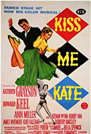 Kiss Me Kate (1953) Poster - Movie Forum, Cast, Reviews