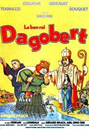 Le bon roi Dagobert Poster