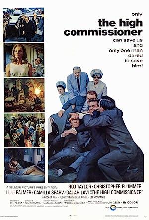Nobody Runs Forever (1968)