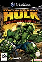 Primary image for The Incredible Hulk: Ultimate Destruction