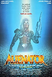 Alienator(1990) Poster - Movie Forum, Cast, Reviews