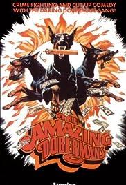 The Amazing Dobermans Poster