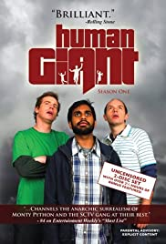 Human Giant Poster - TV Show Forum, Cast, Reviews