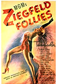Ziegfeld Follies (1945) Poster - Movie Forum, Cast, Reviews