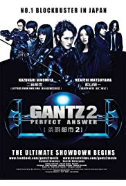 Watch Movie Gantz: Perfect Answer (2011)