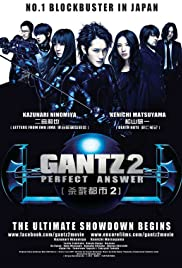 Gantz: Perfect Answer (2011) Poster - Movie Forum, Cast, Reviews