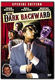 The Dark Backward Poster