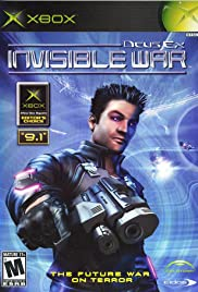 Deus Ex: Invisible War (2003) Poster - Movie Forum, Cast, Reviews
