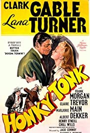 Honky Tonk (1941) Poster - Movie Forum, Cast, Reviews