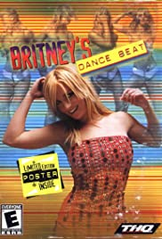 Britney's Dance Beat Poster