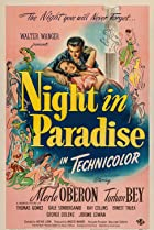 Image of Night in Paradise