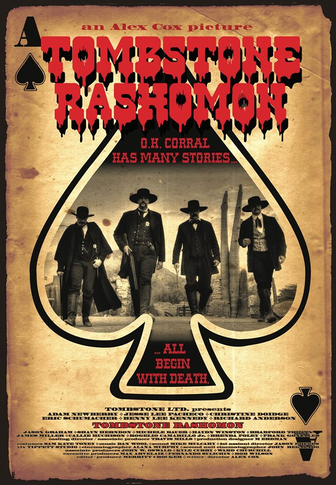 Tombstone-Rashomon (2016) Full movie online