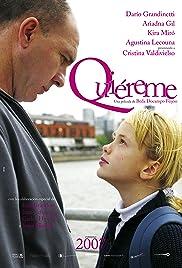 Quiéreme Poster