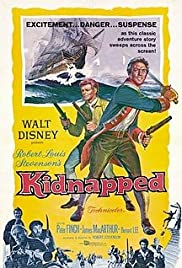 Kidnapped (1960) Poster - Movie Forum, Cast, Reviews