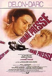 L'homme pressé(1977) Poster - Movie Forum, Cast, Reviews