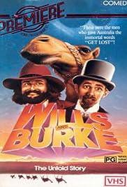 Wills & Burke Poster