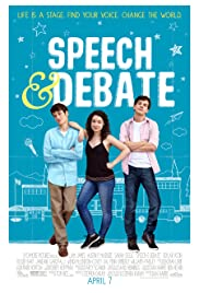 Watch Online Speech & Debate HD Full Movie Free