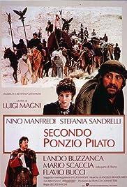 Secondo Ponzio Pilato Poster