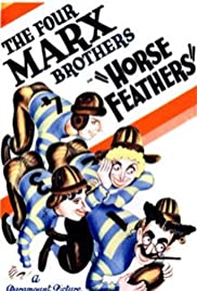 Horse Feathers (1932) Poster - Movie Forum, Cast, Reviews