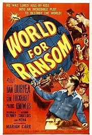 World for Ransom Poster