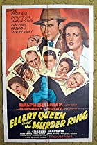 Image of Ellery Queen and the Murder Ring