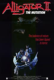 Alligator II: The Mutation Poster