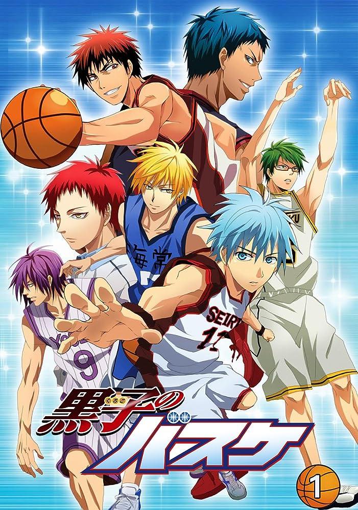 Assistir Kuroko No Basket Online Gratis